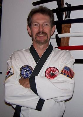 Master Robert McDowell Master Instructor