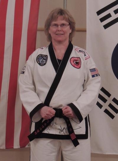 Master Rita Pearson